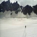 Op weg naar de Col de Fourche