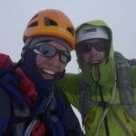 Op de top vd Mt. Blanc © N. van Veen