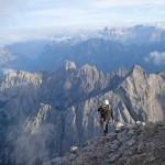 Filmend naar de top! ©M. v. Geemen