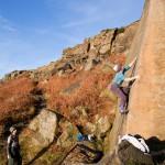 Sophie klimt Crescent Arete