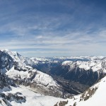 De Dru en het dal van Chamonix