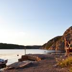 Het romantische haventje van Rågardsdål